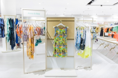 Selfridges Beachwear gpstudio