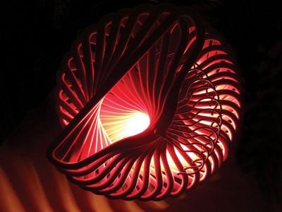 Spiral Hanger Natalie Sampson