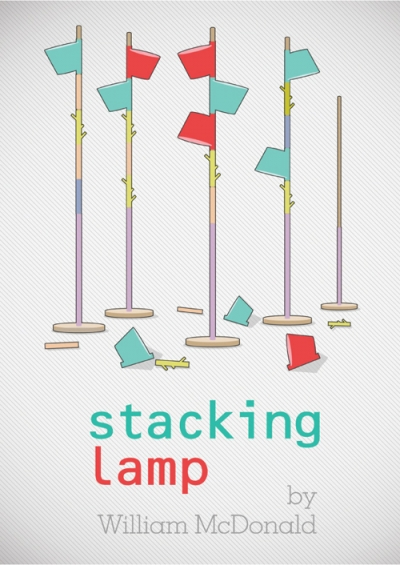 Stacking Lamp William Mcdonald