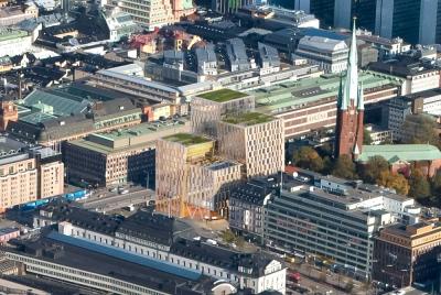 Stockholm Station 3XN