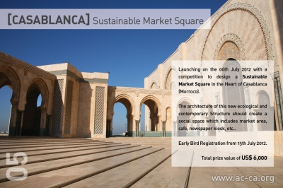 Sustainable Market Square Casablanca
