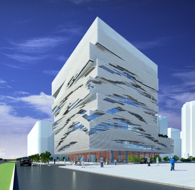 Cultural Creative Building Miliy