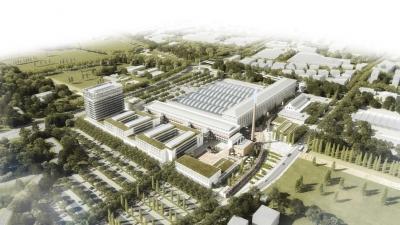 Technology Center gmp Architekten