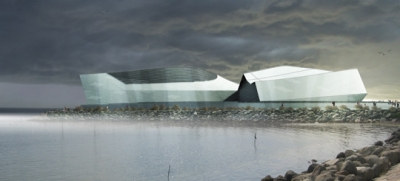 Blue Planet Aquarium 3XN