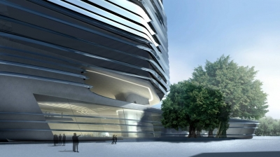 Innovation Tower Polytechnic University