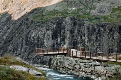 Trollstigen Tourist Route Project
