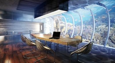 Underwater Hotel DOT