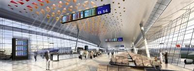 Urumqi Terminal HKS
