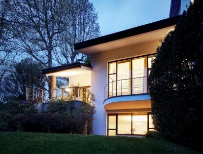 Villa Como Marco Piva