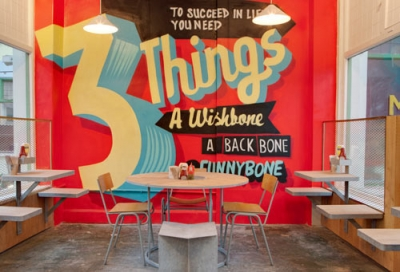 Wishbone Restaurant Shed