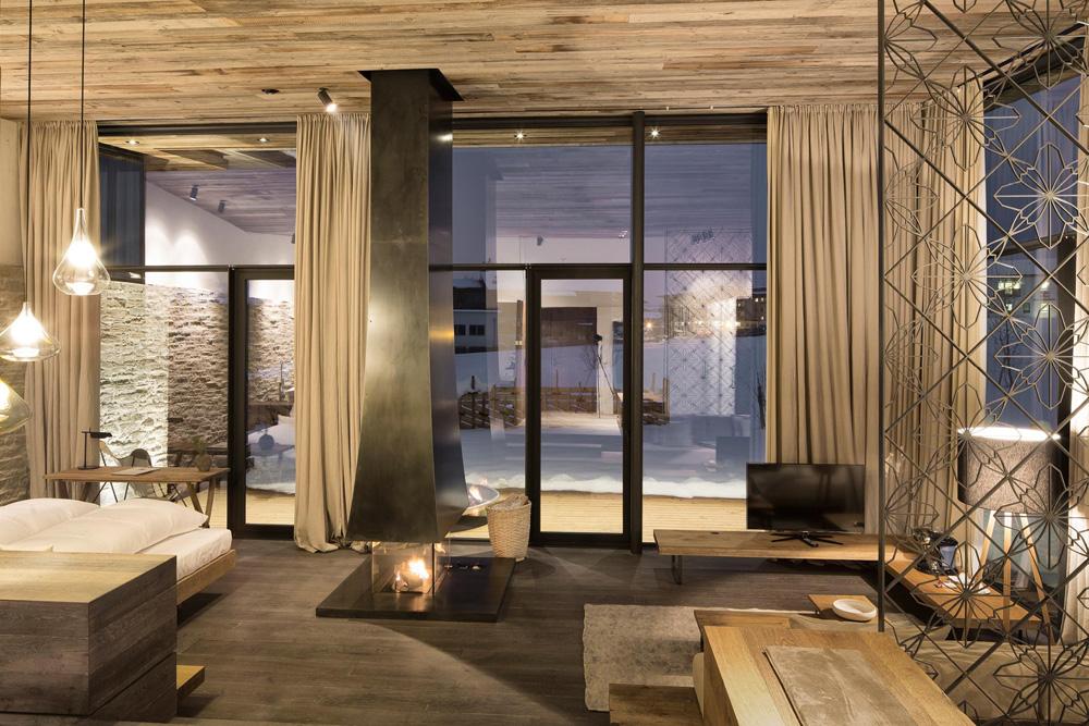 Wiesergut hotel by gogl partners architekten for Design hotel monika