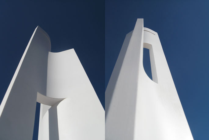 Wind Tower By Fran Silvestre Arquitectos