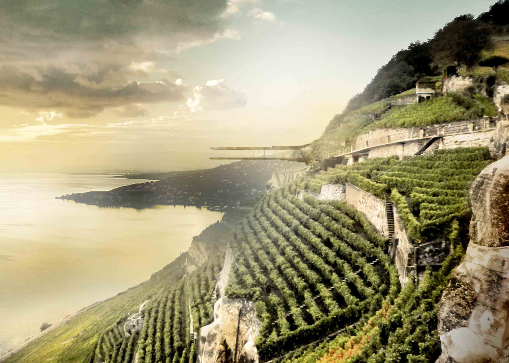 Wine museum proposal by mauro turin architectes for Designhotel turin