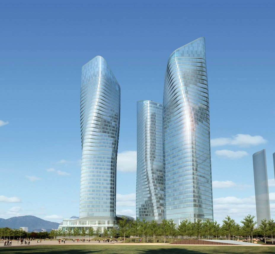 The Yongsan International Business District By Studio