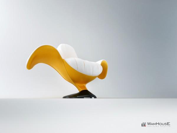 """Armchair """"Zjedzony"""" by WAMHOUSE"""