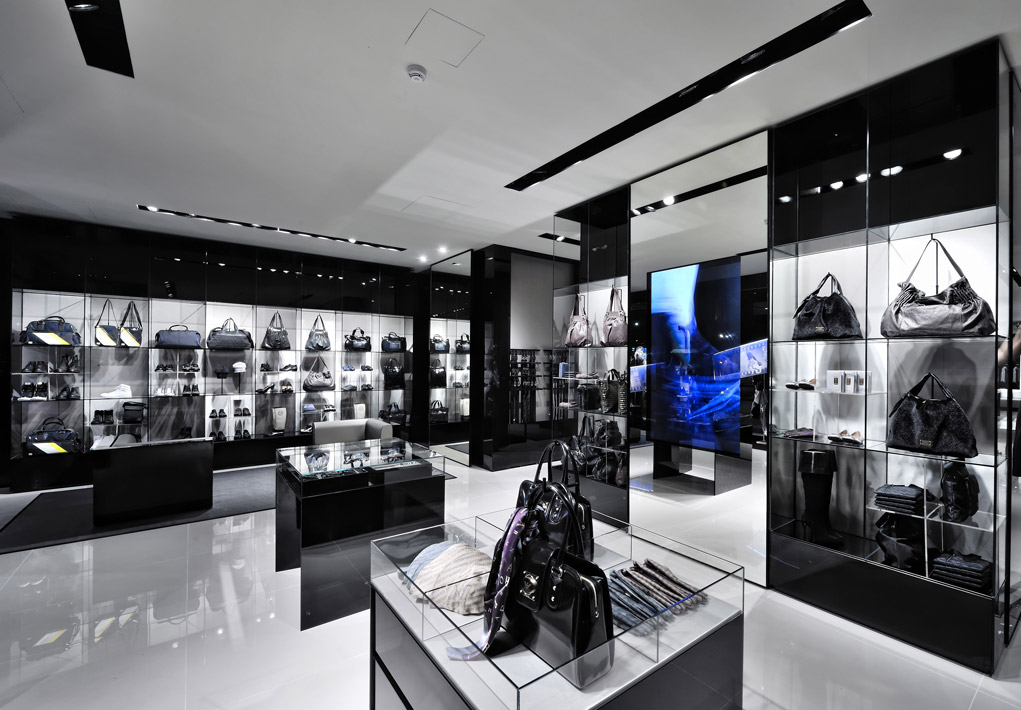 first emporio armani store in serbia. Black Bedroom Furniture Sets. Home Design Ideas