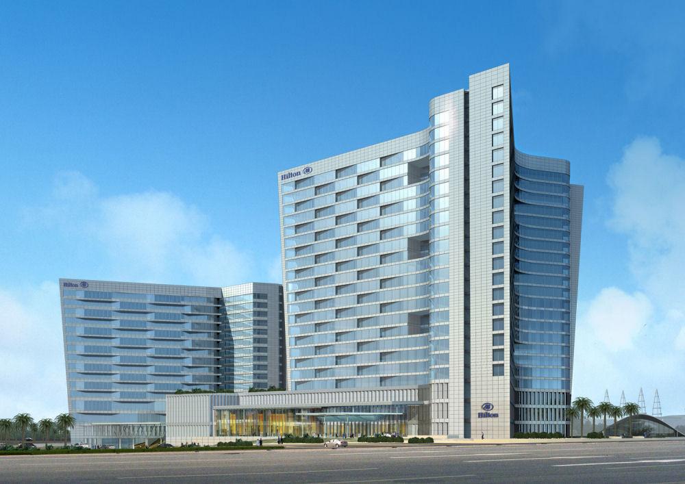 Hilton Riyadh By Goettsch Partners