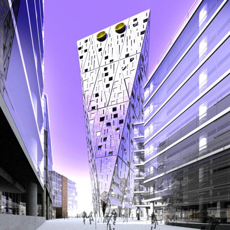 Kite Tower By Make Architects