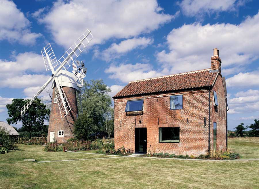 Hunsett mill extension by acme architects for Architects norfolk