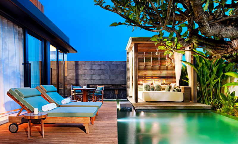 W retreat spa in bali