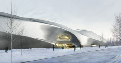 MAD Architects China