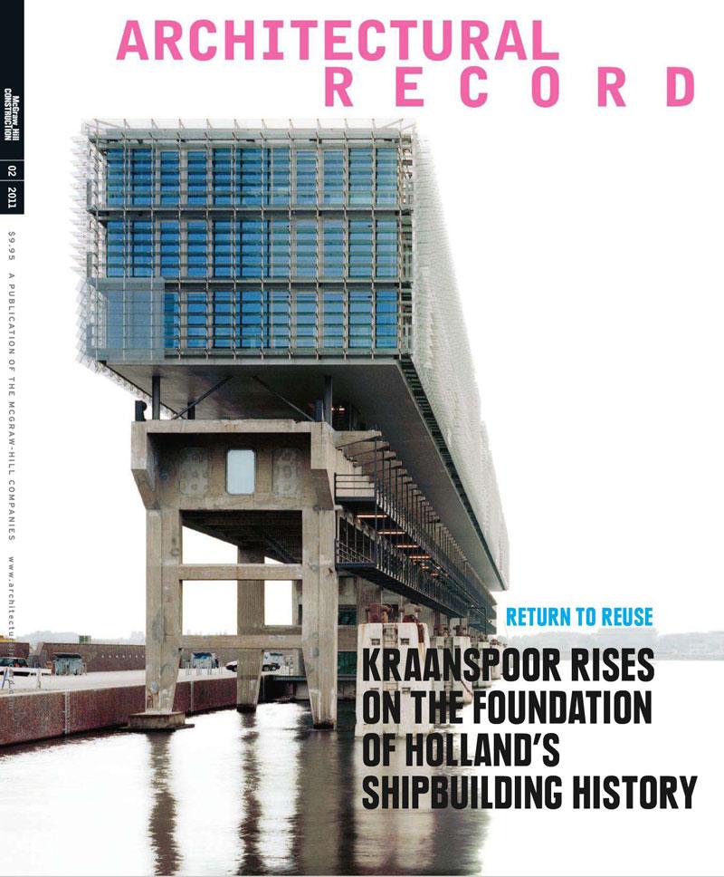 architectural record february 2011