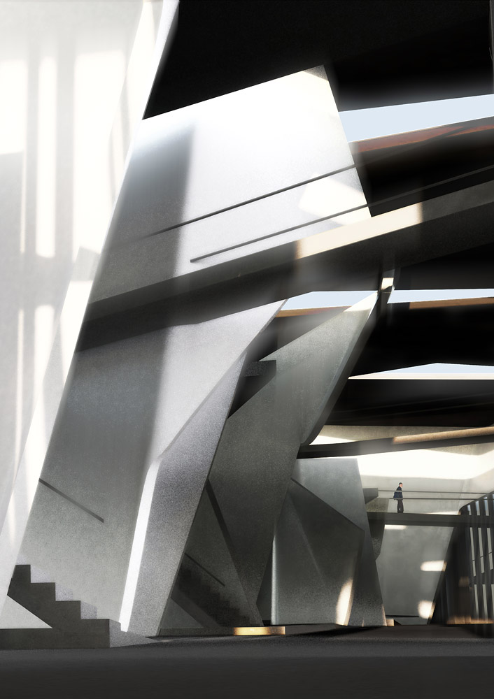 new soheil abedian school of architecture by crab