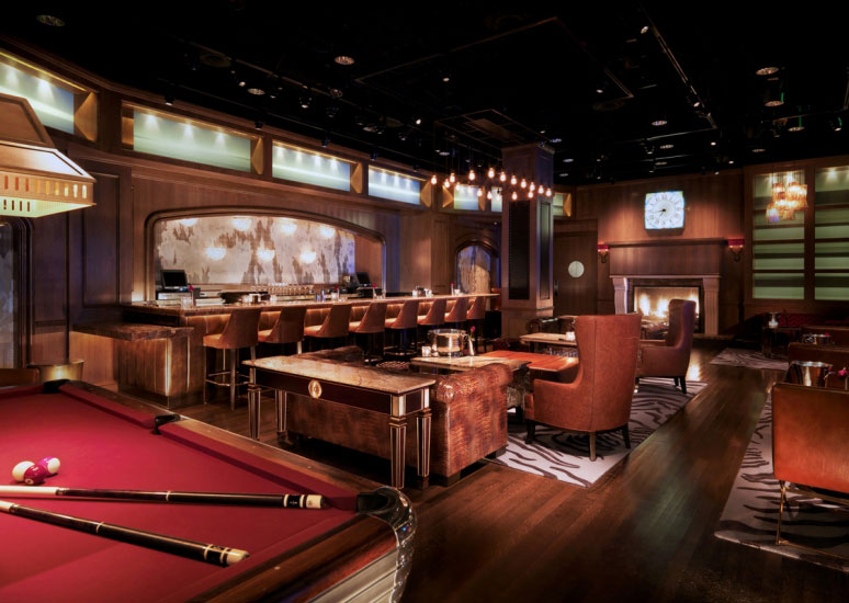 The Cosmopolitan In Las Vegas By Rockwell Group