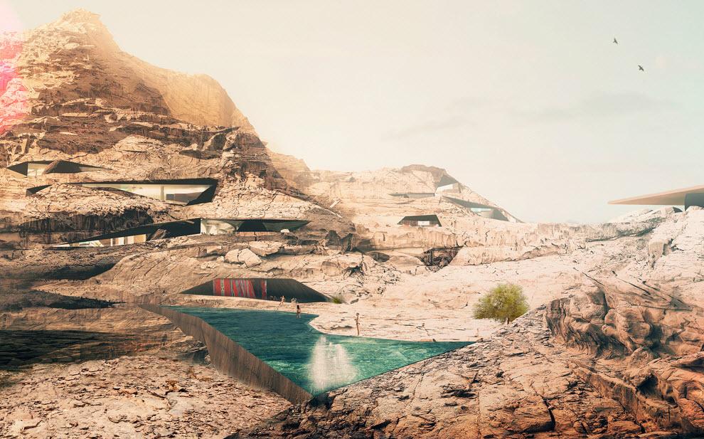 Wadi Rum Resort By Oppenheim