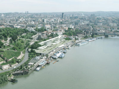 Beton Hala Waterfront