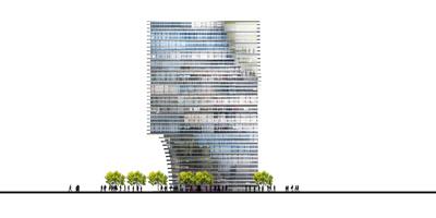 Hangzhou Gateway Tower