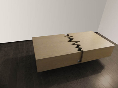 San Andreas Coffee Table Onomo