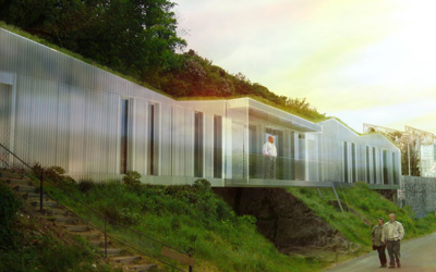 Eco Housing Complex 2pm Architectures