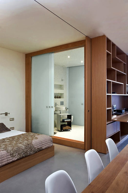 Spanish Loft By Ylab Arquitectos