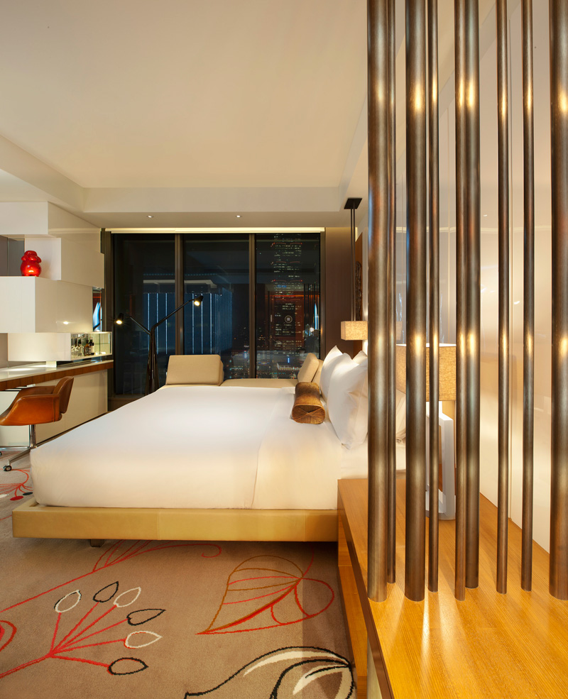 W hotel guestrooms in taipei for Design hotel taiwan