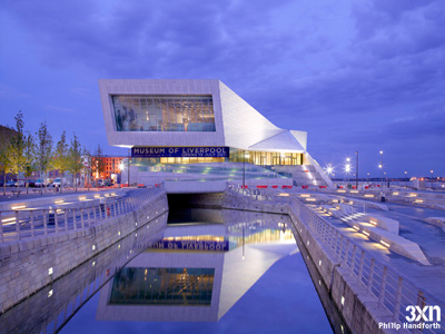 Museum of Liverpool by 3XN
