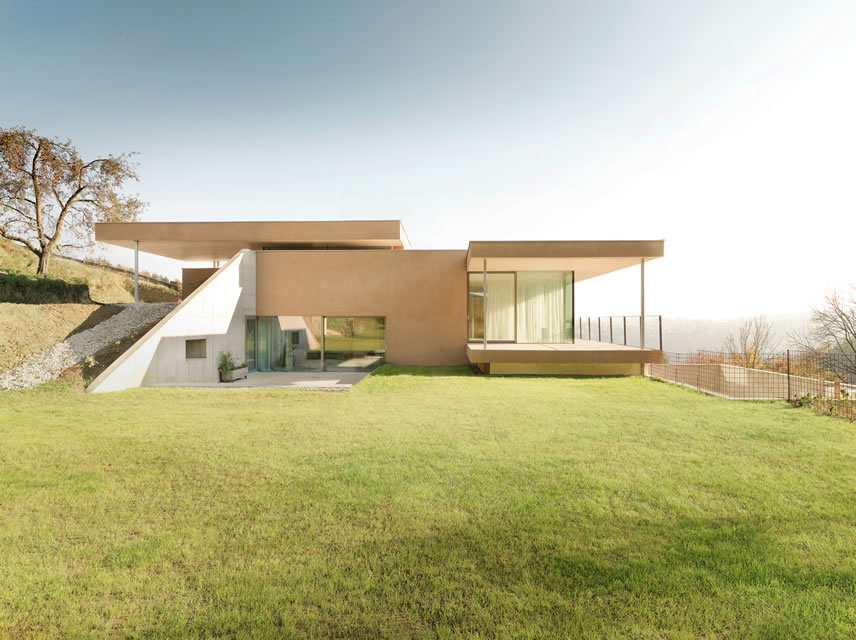 3m house by destilat architecture design for Design hotel salzkammergut