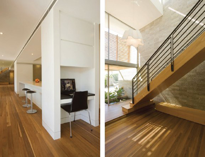 Beauty Point House JM Architects