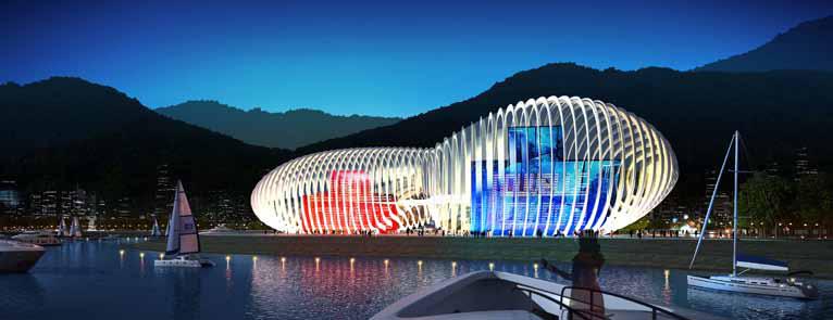Busan opera house by peter ruge architekten - Peter ruge architekten ...