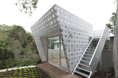 Diamondhouse XTEN Architecture