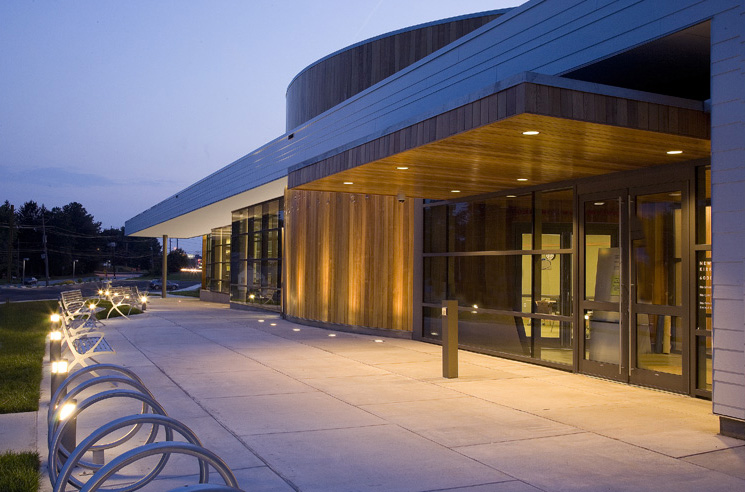 Kirkwood Public Library By Ikon 5 Architects