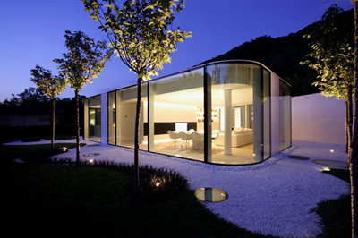 Lake Lugano House JM Architecture