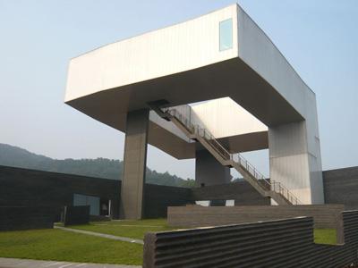 Art Museum Steven Holl