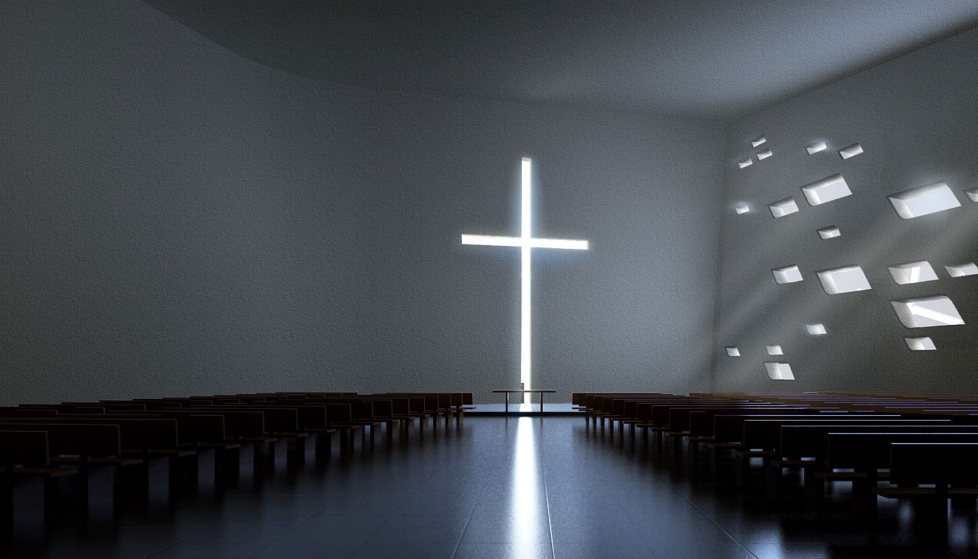 Ordos Protestant Church By Weava