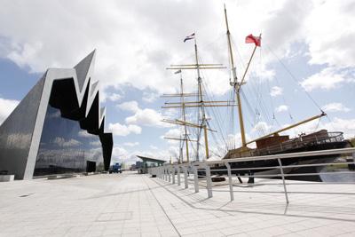 Riverside Museum Zaha Hadid Architects