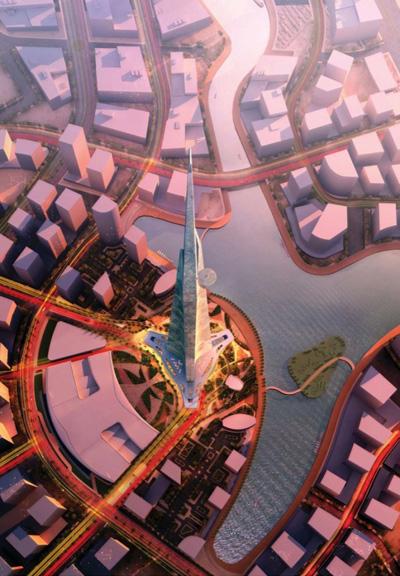 World's Tallest Skyscraper Adrian Smith & Gordon Gill Architecture