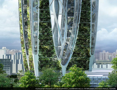 Sustainable Tower