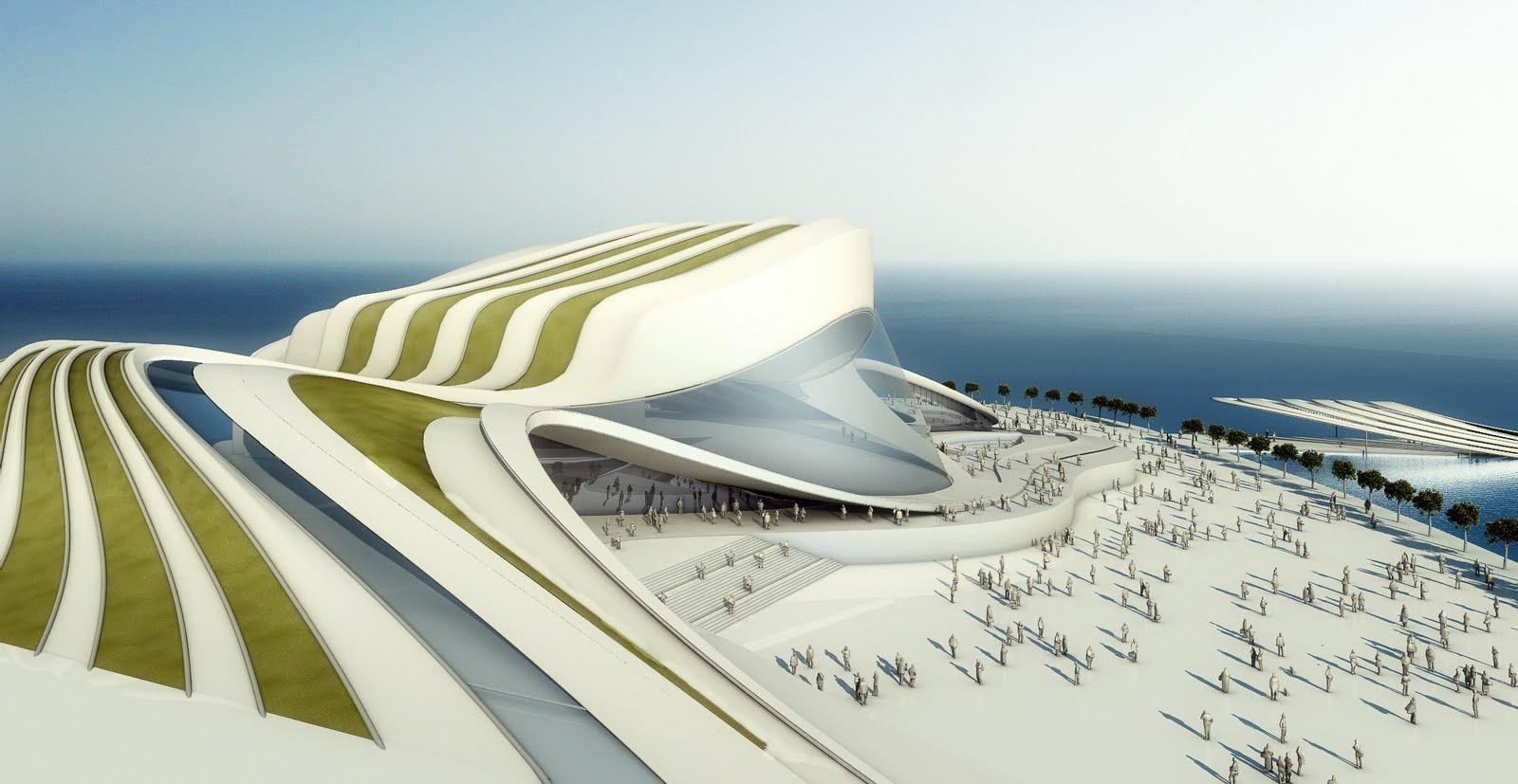 Busan opera house by diana q de saul alejendro munevar for Movement architecture concept