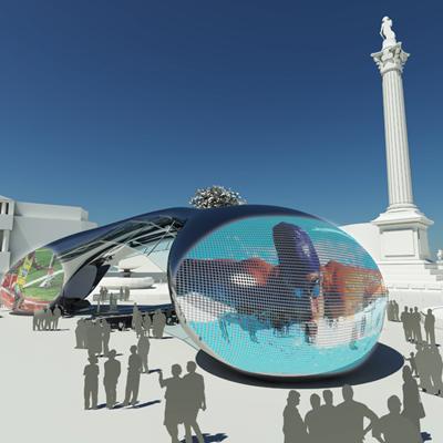 Olympic Pavilion X