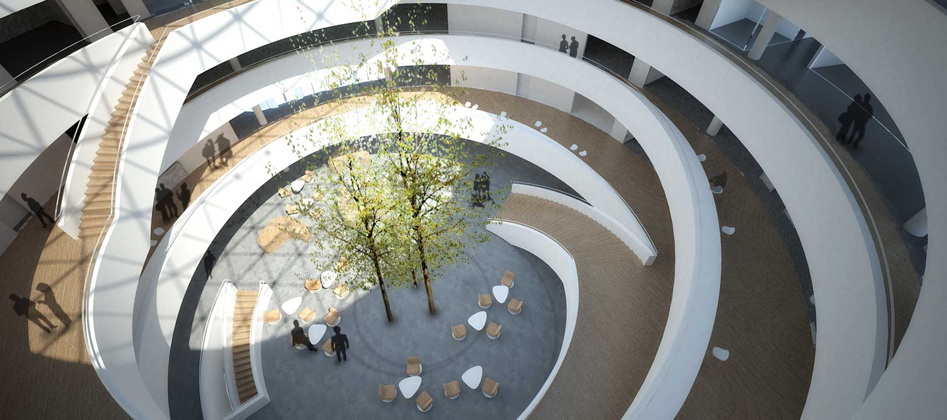New Corporate Centre For Novo Nordisk By Henning Larsen